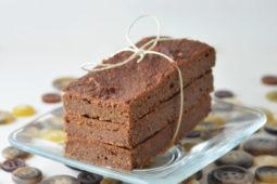 4 składnikowe brownie